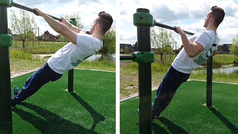 starten met streetworkout