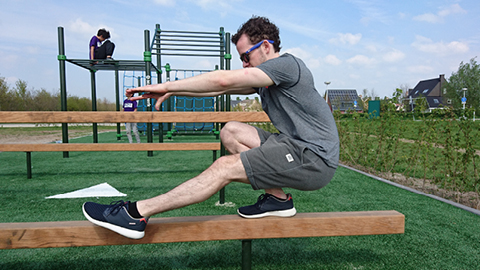 calisthenics squat