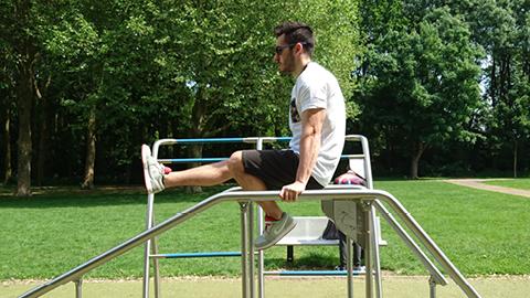 calisthenics benen