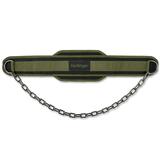 PolyPRO Dip Belt Riem Gunmetal Groen | Harbinger®_