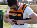 Gewichtsvest 20KG Oranje PRO | StreetGains®_