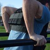 Gewichtsvest 20KG | Muscle Power®_