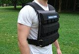 Gewichtsvest 30KG | Muscle Power®_