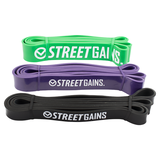 Pull Up Pack - Resistance Power Bands | StreetGains®_