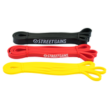 One Arm Pull Up Pack - Resistance Fitness Bands | StreetGains®_