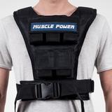 Gewichtsvest Dames & Heren 10KG | Muscle Power®_