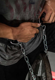 PolyPRO Dip Belt Riem Gunmetal Zwart | Harbinger®_