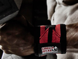 Wrist Wraps PRO Black/Red | Gorilla Wear®_