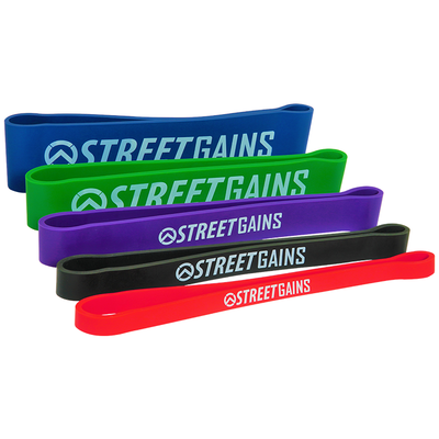 Short Resistance Bands Pack | StreetGains®