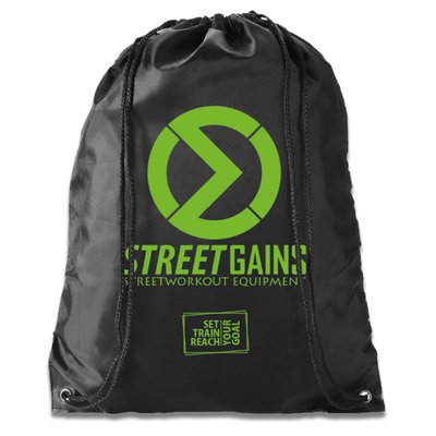 Drawstring Bag | StreetGains®