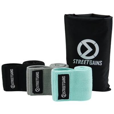 Stoffen Booty Bands Pack - Weerstandsbanden | StreetGains®