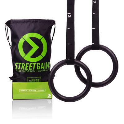 ABS Turn Gym Ringen | StreetGains®
