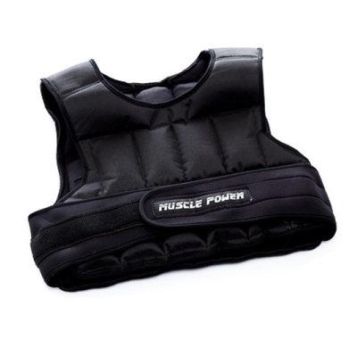 Gewichtsvest PRO 10KG | Muscle Power®