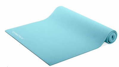 Fitness Yoga Mat Blauw 4MM | Gymstick®