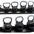Kettlebell Chrome Rubber | Muscle Power®