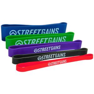 Short Resistance Bands Pack | StreetGains®