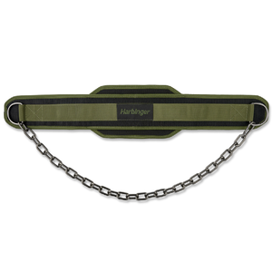 PolyPRO Dip Belt Riem Gunmetal Groen | Harbinger®