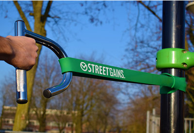Resistance Power Band Handgreep | StreetGains®
