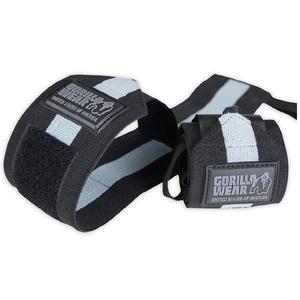 Wrist Wraps ULTRA Black/Grey | Gorilla Wear®