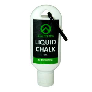 Vloeibare Magnesium Liquid Chalk 50ML | StreetGains®